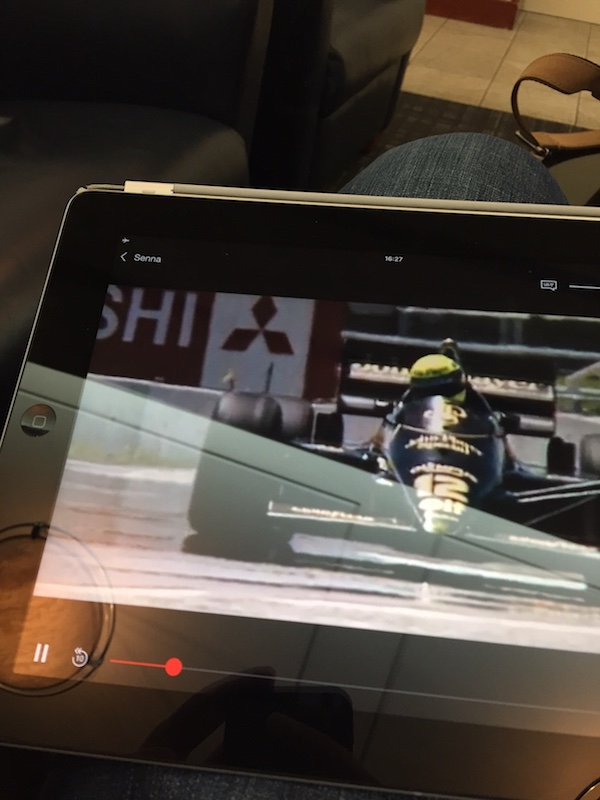 Senna bei Netflix